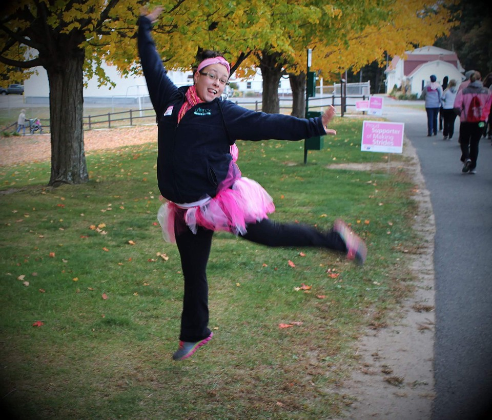 Making Strides Of Pioneer Valley • Breast Cancer Walk
