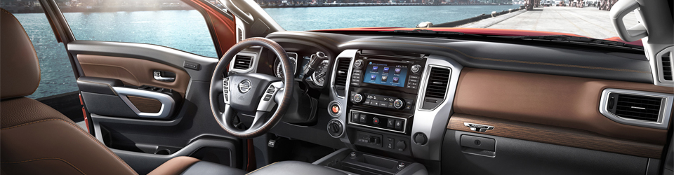 A completely redesigned interior for 2016.
