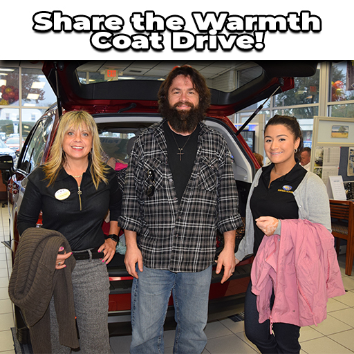 Share The Warmth Coat Drive 2017!