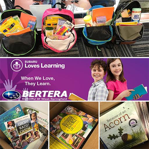 Subaru Loves Learning│Bertera & Philip G. Coburn