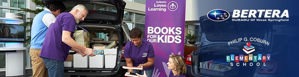 Bertera Subaru West Springfield >> Subaru Loves Learning│Bertera & Philip G. Coburn Elementary School - Bertera Auto Group Blogs