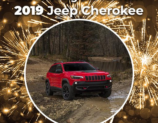 Wonderful Introducing The All New 2019 Jeep Cherokee