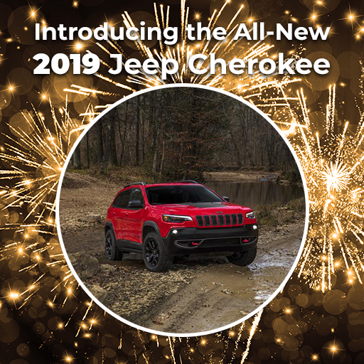Introducing The All-New 2019 Jeep Cherokee