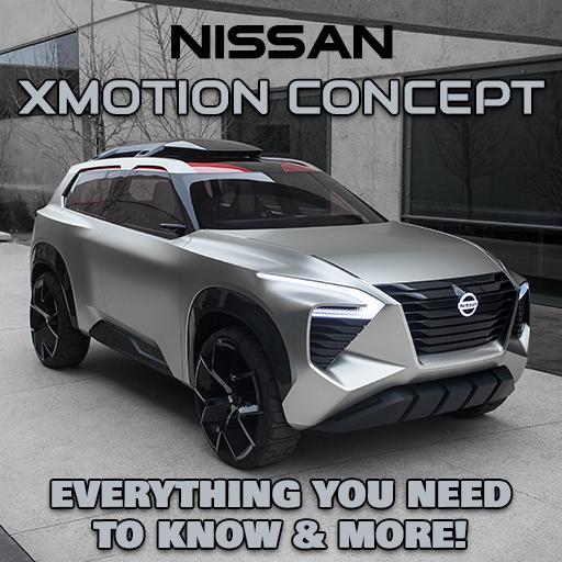 Nissan Xmotion Concept│NAIAS