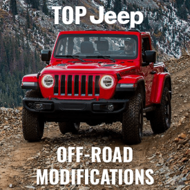 Dodge_top jeep off road mods