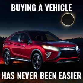 Buying a vehicle is easy